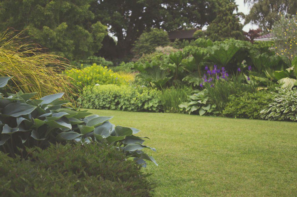 tuin onderhoud weinig tijd