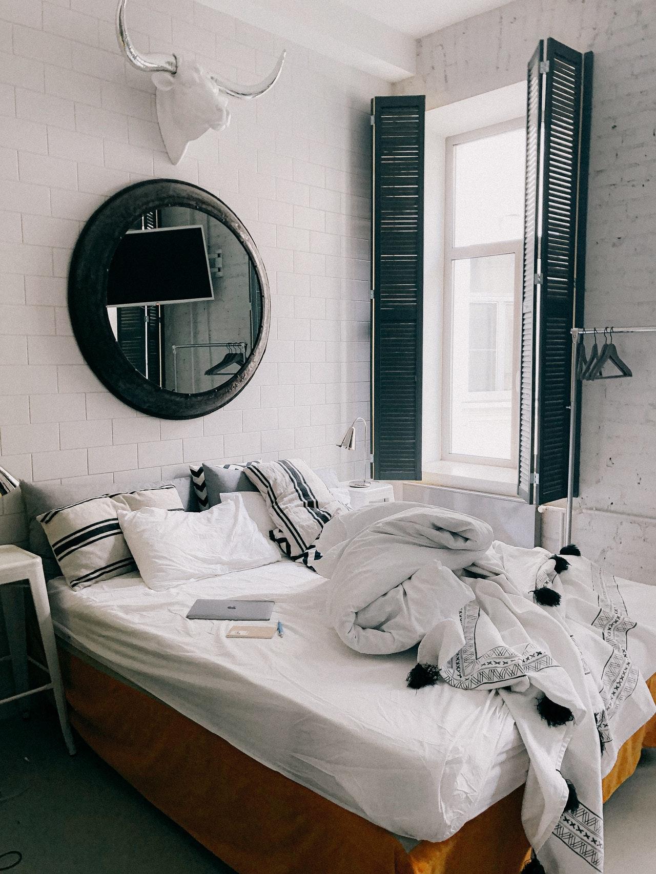 bed raam